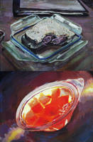Lunch by porkcow