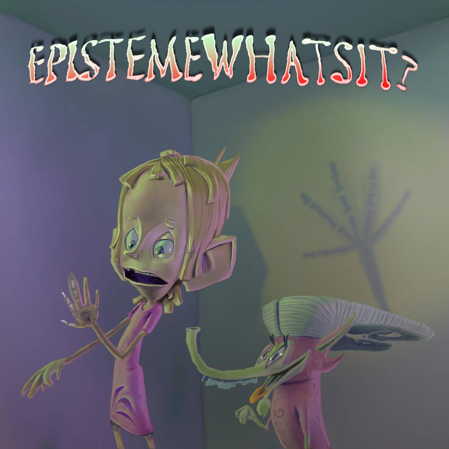 Epistemewhatsit cover by porkcow