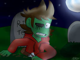 zombeh tord by ponydraw1234