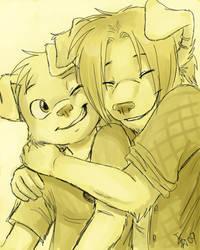 fatherly love by oomizuao