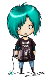 chibi ID - april by oomizuao