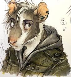 Rattieboy by oomizuao