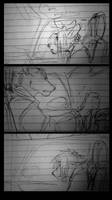 Storyboard Excerption by oomizuao