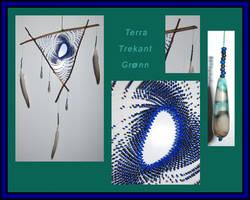 Terra Trekant Groenn by ChimeraDragonfang