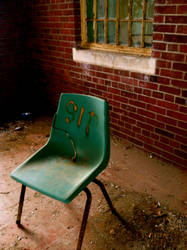 Please take a seat by MelissaKnapp