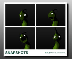 Snapshots - Maudy of Banterra by artislight