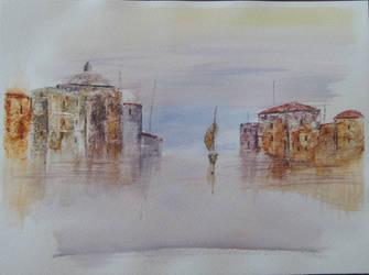 Venise by Thanios