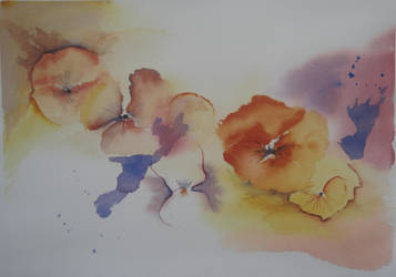 Watercolor by Thanios
