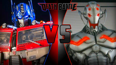 Robotic Saviors vs Robotic Destroyer by Simbiothero
