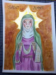 Saint Anne by Trickster91