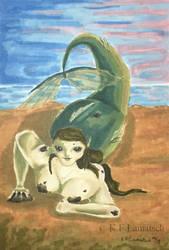 Mermaid by Trickster91