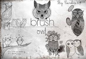 Previa Owl Part 5 By Canelita309 by SriitaDeWatt
