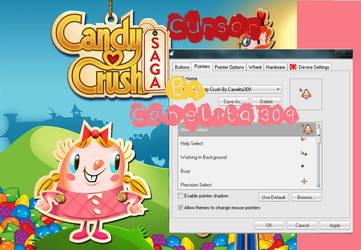 Cursor Candy Crush by SriitaDeWatt