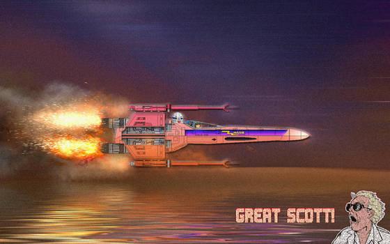 Great Scott by Maniac1075