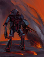 Stalker bot by gausswerks