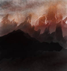 Volcanic by Barah