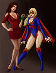 Mighty Mom Powerless by JGalley0