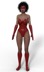 Spider Vixen by Dangerguy01 by JGalley0