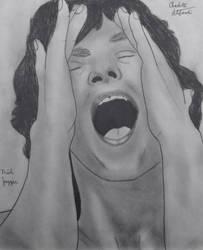 Mick Jagger by callista777