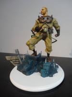 Diver paint by ConqueringAlien