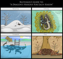 Blutengel's Guide to Hiding! by RimentusTheDragon