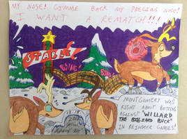Willard the Billiard Buck by JCSStudio