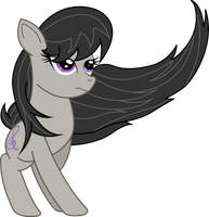 Glamour shot of Octavia (vectored) by MachStyle