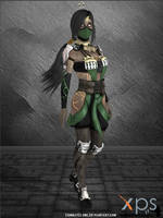 Jade (Revenant) by CombatClone