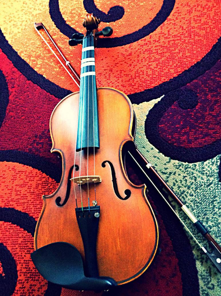 Perfect Violin by Jjanelita