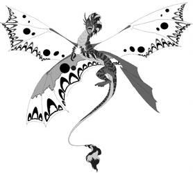 Dragon by LamLArts