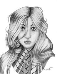 Tears of a Goddess by LamLArts