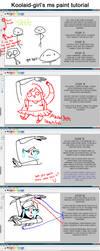 ms paint tutorial by Koolaid-Girl