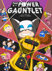 The Power Gauntlet: A TF Story(Cover) by D-MENTE6