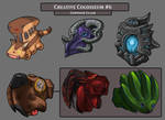 Creative Colosseum Battle 6 by ibplunderin