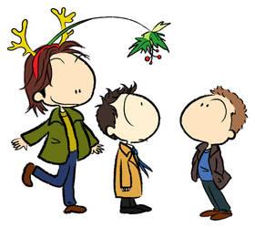 Christmas, get mistletoe. by worrynet