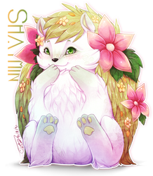 .:Shaymin:. by MATicDesignS