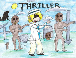 The Legend of Thriller by Pajamajam