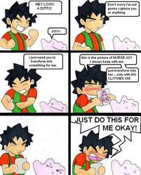 random pokemon comic by AceroTiburon
