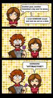 valentine date by AceroTiburon