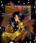 Battle Angel Alita by AceroTiburon
