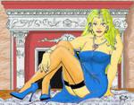 Shadowrun Lady- Anna Walker by simplemanAT