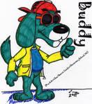 Art Class Mascot 1 by simplemanAT