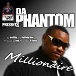 WIP-Da Phantom Album Cover by simplemanAT