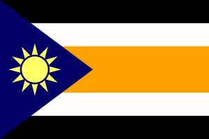 Flag of the Whampoan Revival Society (WRS / WMP) by Tikiyachod