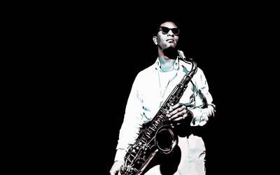 Jazz Icons - Saxophone Colossus by roj