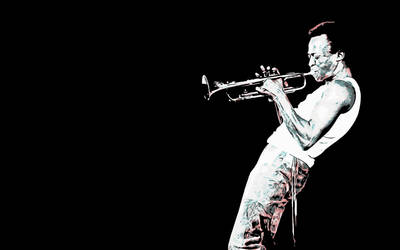 Jazz Icons - The Man With The Horn by roj