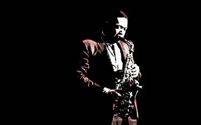 Jazz Icons - Trane by roj