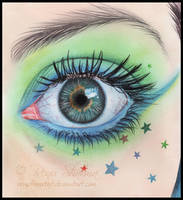Starry by TheDarkRayne