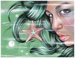 Mermaid by TheDarkRayne