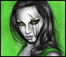 Envy by TheDarkRayne